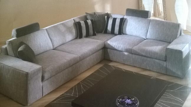 Vendita divani e divani ad angolo - Arredamento Tessile - Fornitura ...