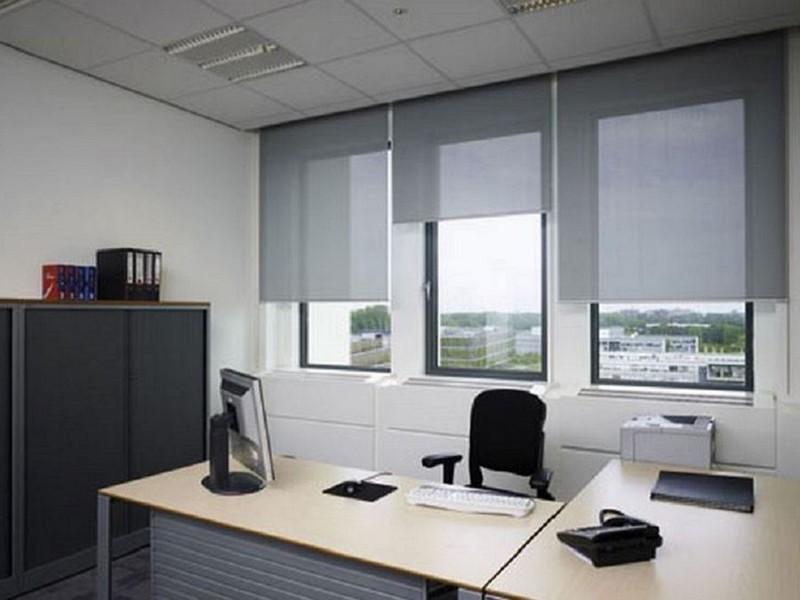 Vendita tende tecniche da ufficio arredamento tessile fornitura tende da sole da interno - Tende da ufficio ikea ...